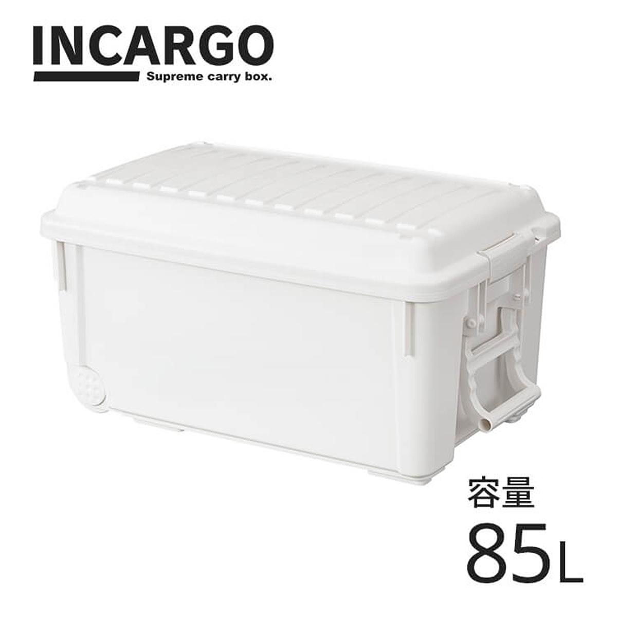 天馬・インカーゴ L-8500ホワイト